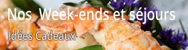 Week-End Cadeaux - Idées Cadeaux
