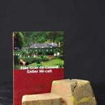 FOIE GRAS DE CANARD ENTIER MI-CUIT 1 KG