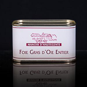 Foie gras d'oie entier 400 g